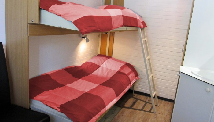 overnachten_zuid_limburg_panoorama_noorbeek_appartement_type_1_slaapkamer