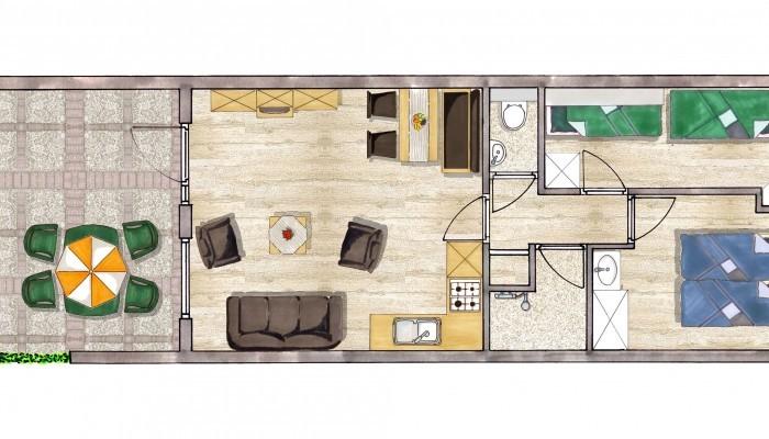 overnachten_zuid_limburg_panoorama_noorbeek_appartement_type_2